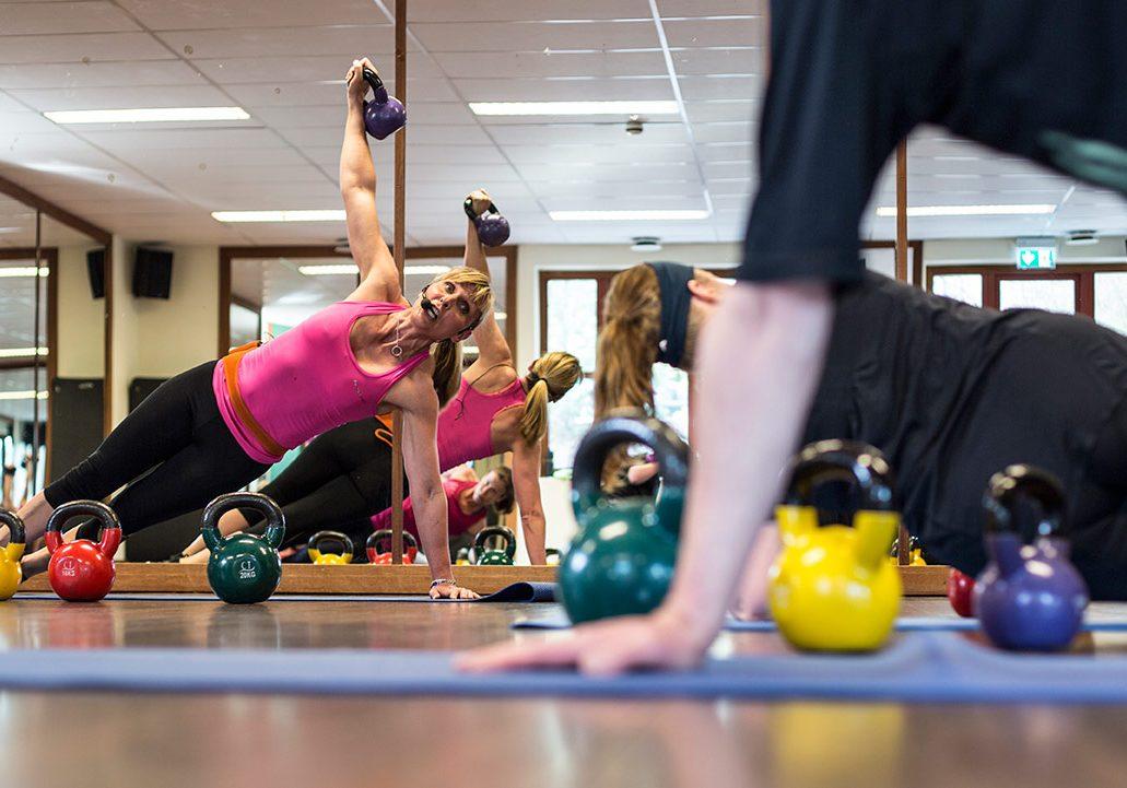Träna aktivt med Active